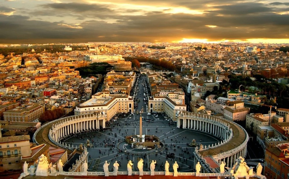 Explore Europe In Style and Comfort in Rome